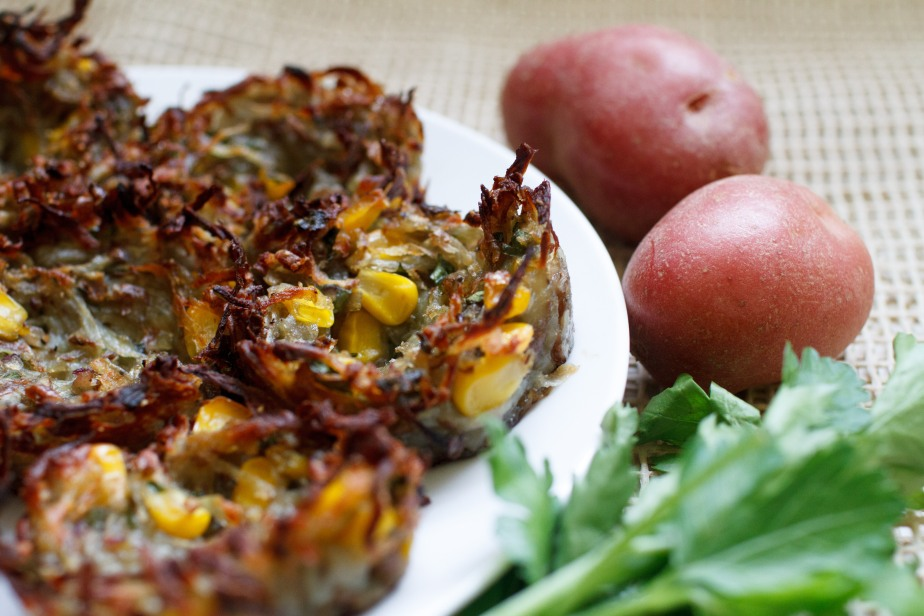 Hash brown cakes