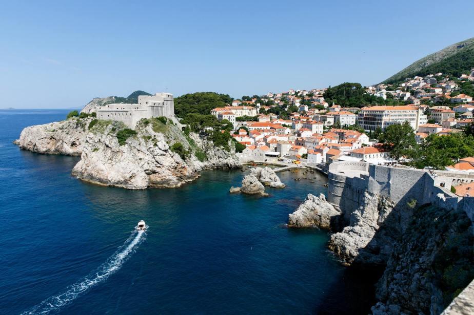 Vegan in Dubrovnik,Croatia