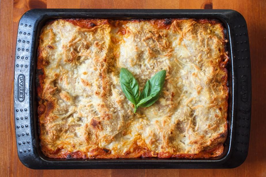 Get saucy – vegan lasagnasauce
