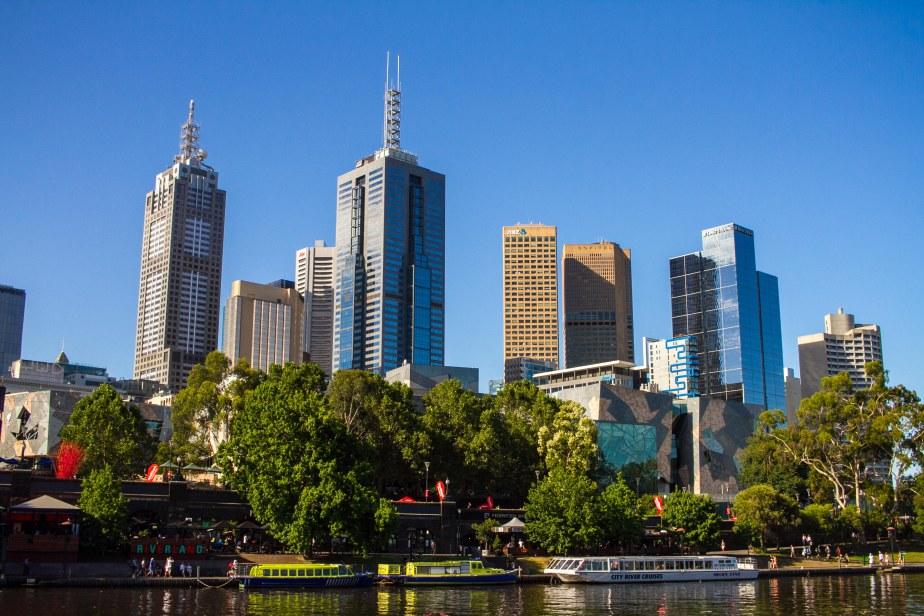Vegan in Melbourne, Australia (part1)