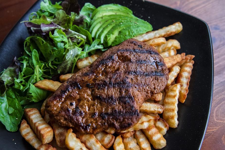 Seitan steaks